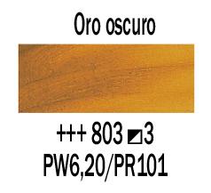 Venta pintura online: Óleo Oro Oscuro nº803 S.3