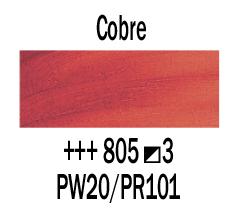 Venta pintura online: Óleo Cobre nº805 S.3