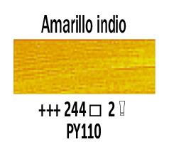 Venta pintura online: Óleo Amarillo Indio nº244 Serie 2
