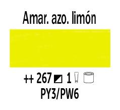 Venta pintura online: Óleo Amarillo Azo Limón nº267 Serie 1