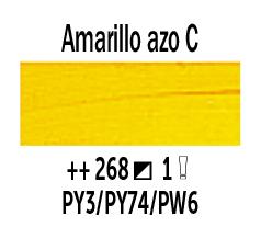 Venta pintura online: Óleo Amarillo Azo Claro nº268 Serie 1