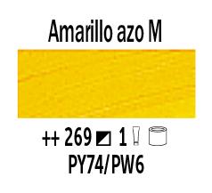 Venta pintura online: Óleo Amarillo Azo Medio nº269 Serie 1