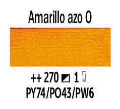 Venta pintura online: Óleo Amarillo Azo Oscuro nº270 Serie 1