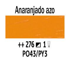 Venta pintura online: Óleo Anaranjado Azo nº276 Serie 1