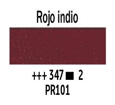 Venta pintura online: Óleo Rojo Indio nº347 Serie 2