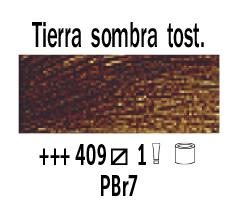 Venta pintura online: Óleo T. Sombra tostada nº409 Serie 1