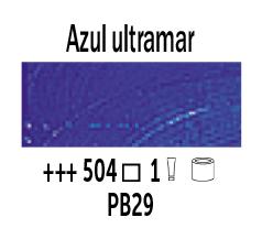 Venta pintura online: Óleo Azul Ultramar nº504 Serie 1