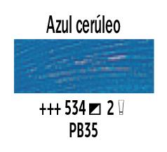 Venta pintura online: Óleo Azul Cerúleo nº534 Serie 2