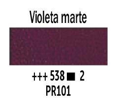 Venta pintura online: Óleo Violeta de Marte nº538 Serie 2