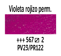 Venta pintura online: Óleo Violeta Rojo Perm. nº567 Serie 2