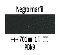 Venta pintura online: Óleo Negro Marfil nº701 Serie 1
