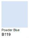 Venta pintura online: Promarker B119 Powder Blue