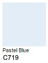 Venta pintura online: Promarker C719 Pastel Blue