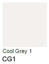 Venta pintura online: Promarker CG1 Cool Grey 1