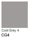 Venta pintura online: Promarker CG4 Cool Grey 4