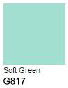 Venta pintura online: Promarker G817 Soft Green