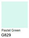 Venta pintura online: Promarker G829 Pastel Green