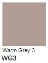 Venta pintura online: Promarker WG3 Warm Grey 3