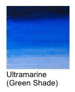 O.Secado rápido Ultramar (matiz verde) nº667