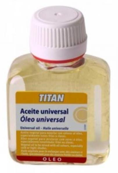 Venta pintura online: Aceite universal