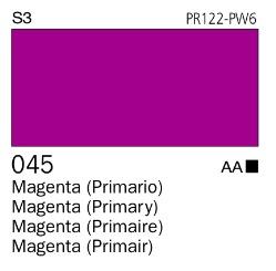 Venta pintura online: Acrílico Goauche Magenta (Primario) 045