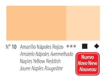 Venta pintura online: Acrílico Titan Goya Amarillo Nápoles rojizo nº10