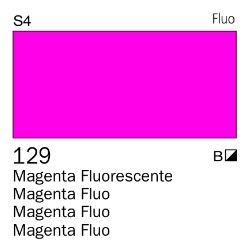 Venta pintura online: Acrílico Goauche Magenta Fluorescente 129