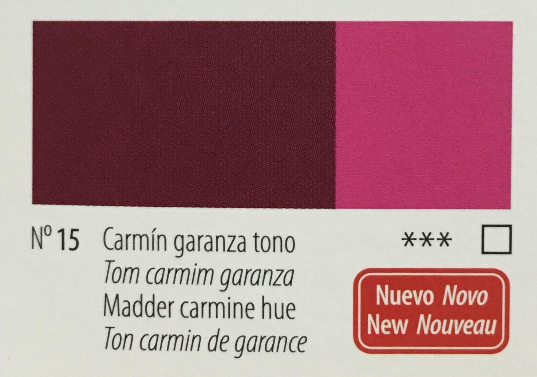 Venta pintura online: Acrílico Titan Goya Carmín Garanza tono nº15