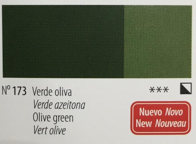 Venta pintura online: Acrílico Titan Goya verde oliva nº173