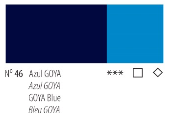 Venta pintura online: Acrílico Titan Goya Azul Goya nº46