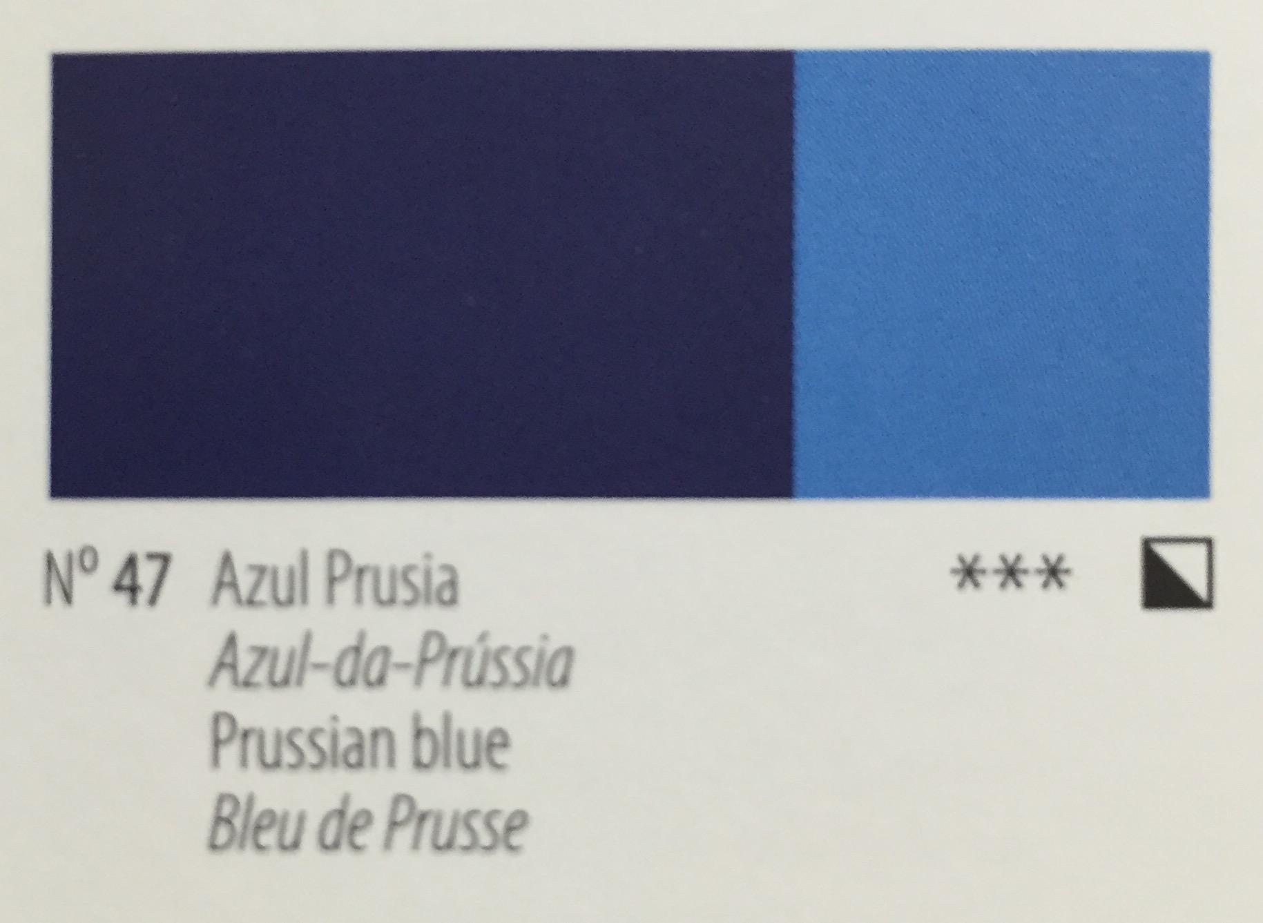 Venta pintura online: Acrílico Titan Goya  Azul prusia nº47