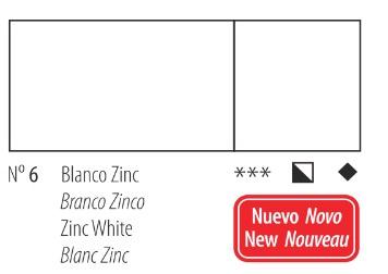 Venta pintura online: Acrílico Titan Goya Blanco Zinc nº6