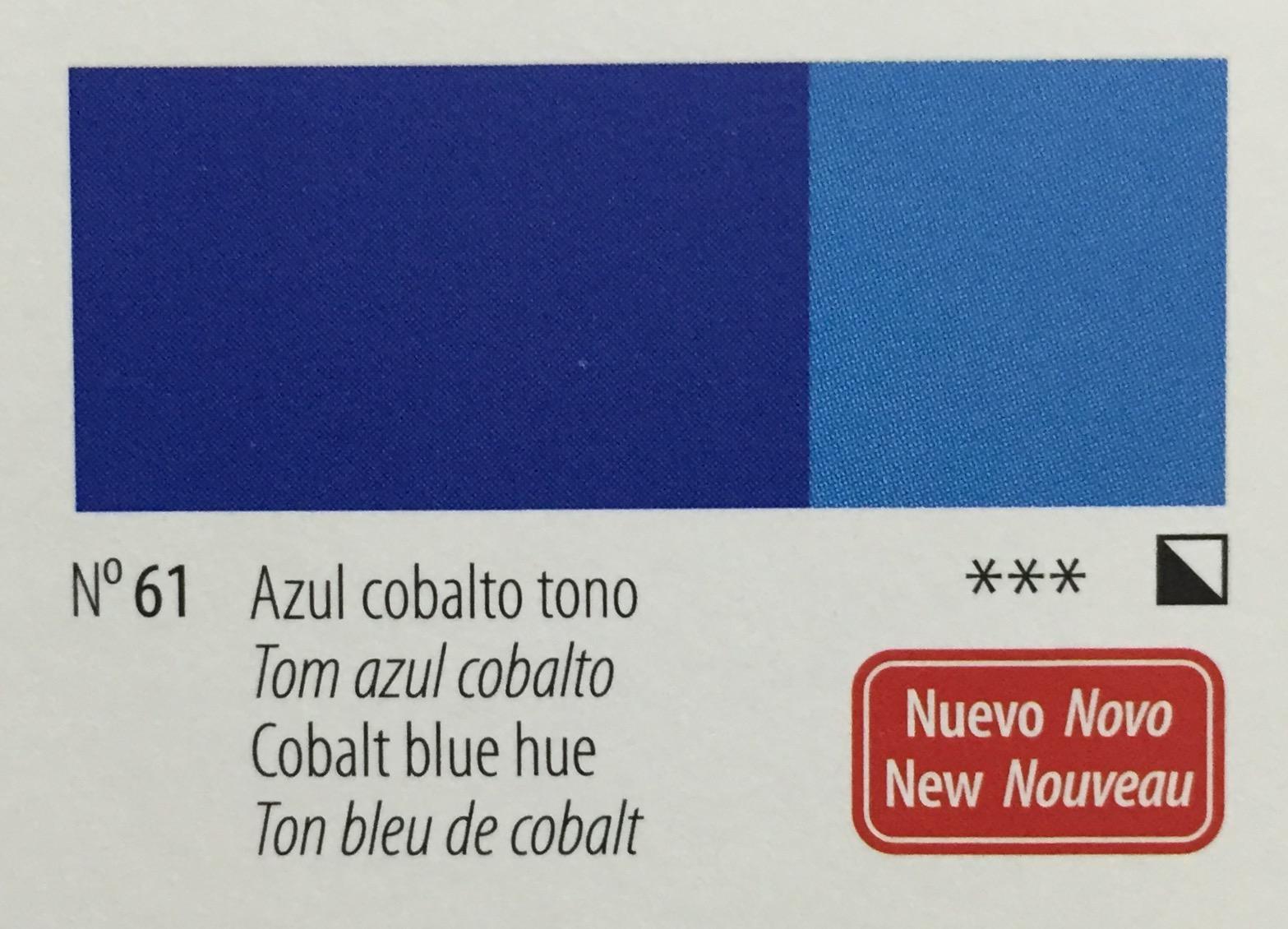 Venta pintura online: Acrílico titan Goya Azul cobalto Tono nº61