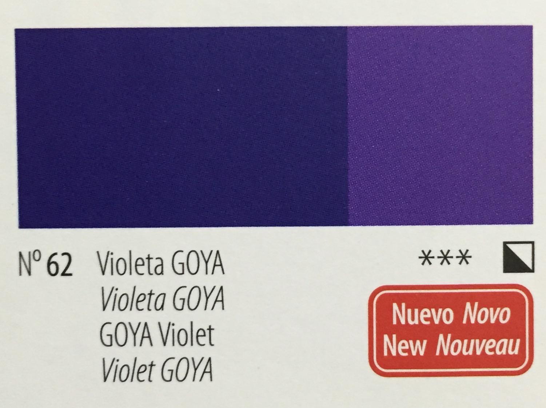 Venta pintura online: Acrílico Titan Goya Violeta Goya nº62