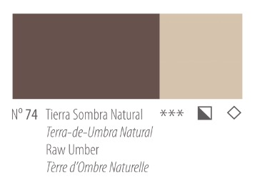 Venta pintura online: Acrilico Titan Goya Tierra sombra natural nº74