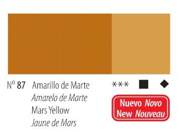 Venta pintura online: Acrílico Titan Goya Amarillo de marte nº87