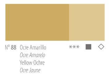 Venta pintura online: Acrílico Titan Goya Ocre amarillo nº88