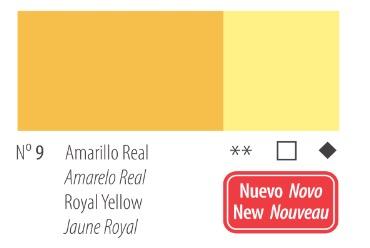 Venta pintura online: Acrílico Titan Goya Amarillo real nº9