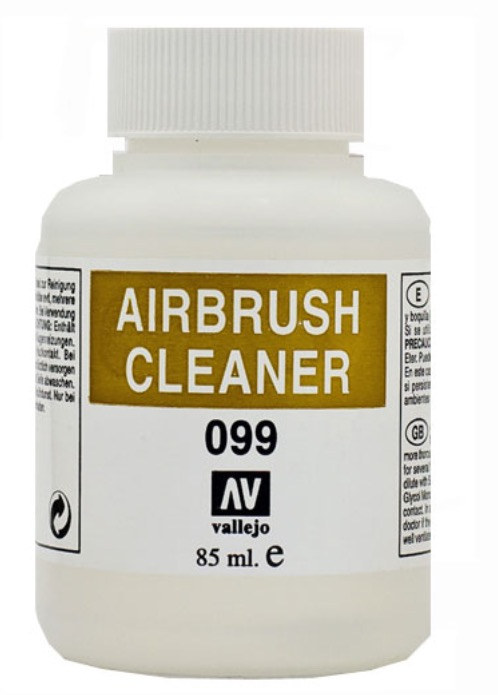 Venta pintura online: Limpiador Aerografo (Airbrush cleaner)