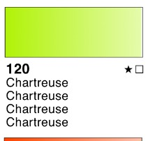 Venta pintura online: Acuarela liquida Chartreuse nº120