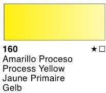 Venta pintura online: Acuarela liquida Amarillo proceso nº160