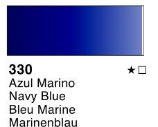 Venta pintura online: Acuarela liquida Azul marino nº330