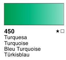 Venta pintura online: Acuarela liquida Turquesa nº450
