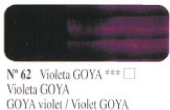 Venta pintura online: Óleo Violeta Goya nº62