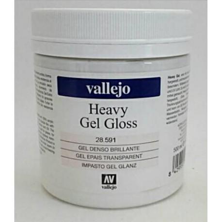 Venta pintura online: Gel Denso brillante (Heavy gel gloss)