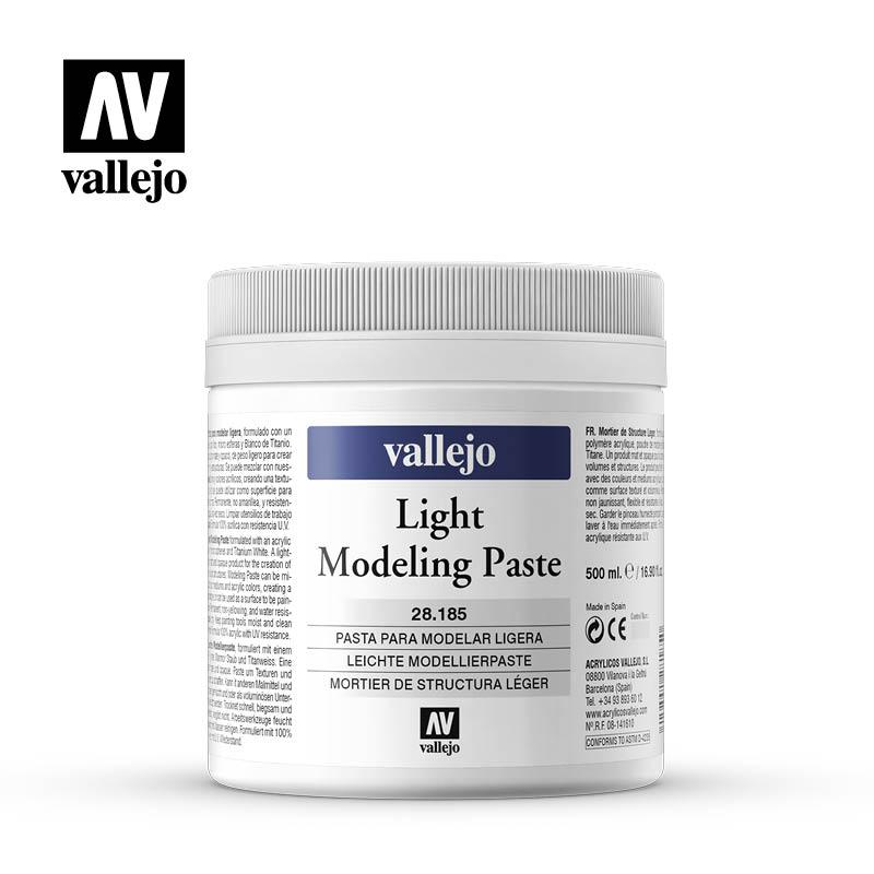 Venta pintura online: Pasta de Modelar Ligera (Light Modeling Paste)