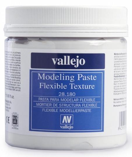 Venta pintura online: Pasta de modelar flexible ( Modeling paste )