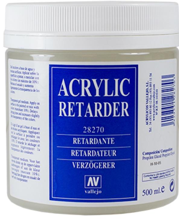 Venta pintura online: Retardador (Acrylic Retarder)