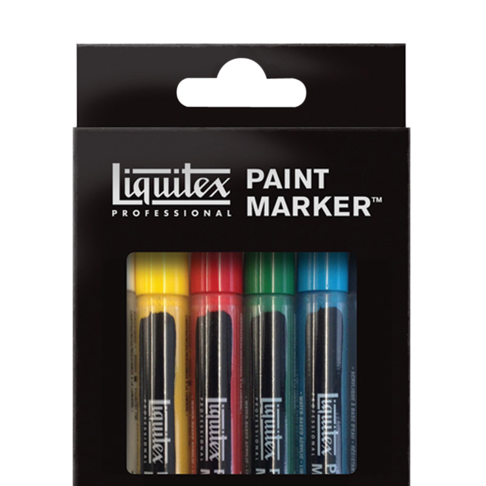 Venta pintura online: Set Rotuladores Paint Marker 6x2mm