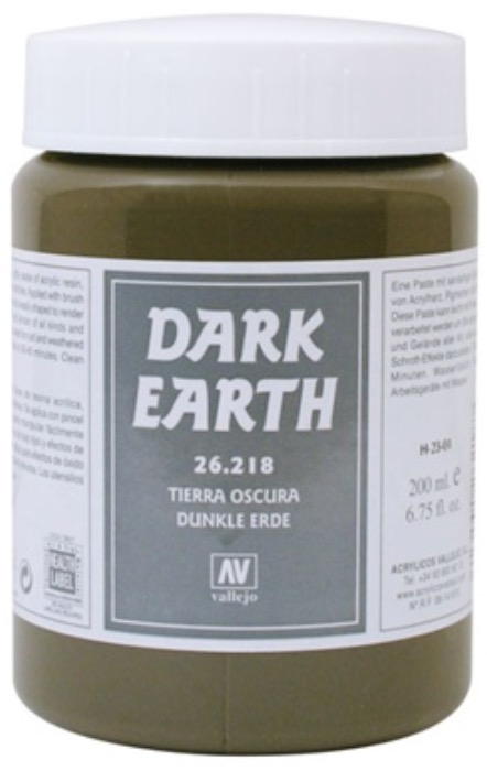 Venta pintura online: Dark earth
